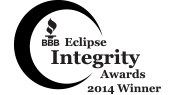 2014 Eclipse Integrity Award Winner